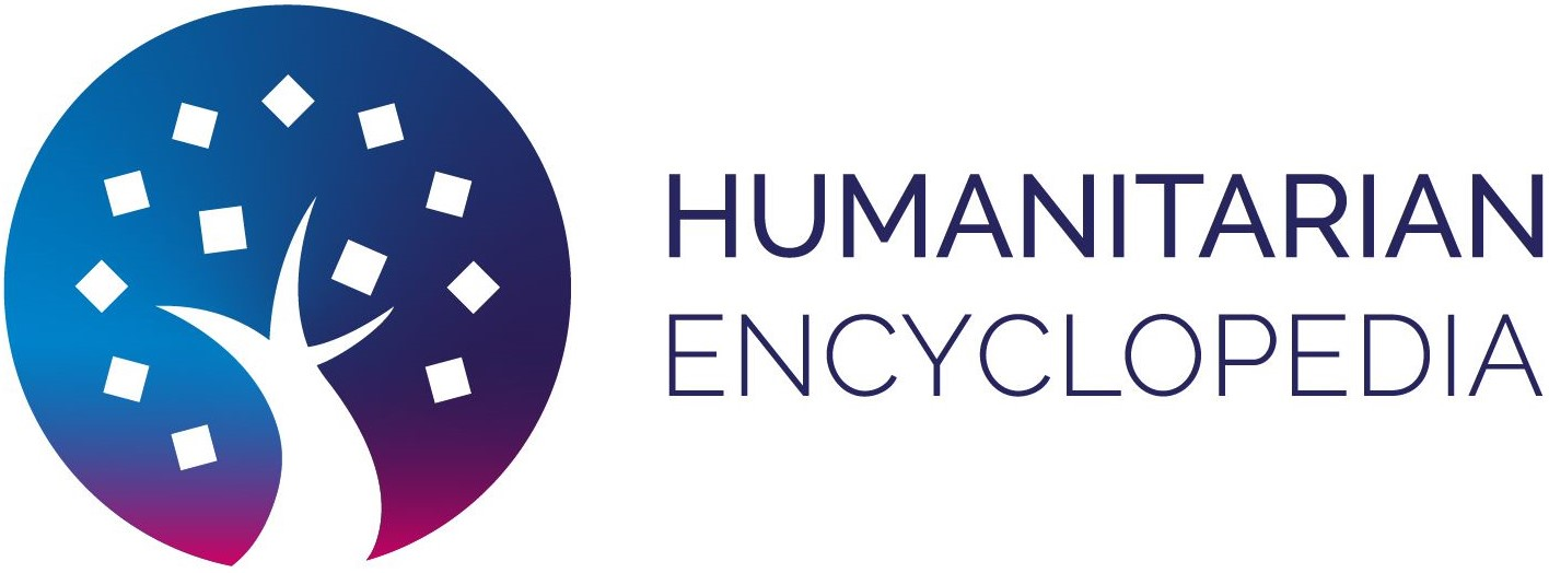 Humanitarian Encyclopedia logo