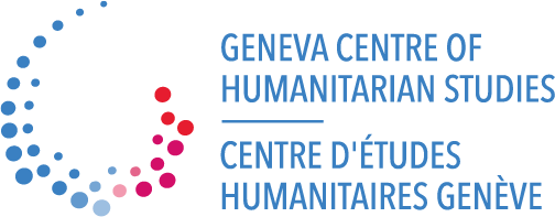 Geneva Centre of Humanitarian Studies logo